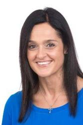 Nina Antoniou, estate agent